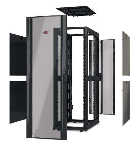 gabinetes de piso gabinete para servidores 42u 600mm